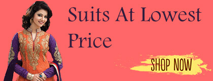 suits at lowest price
