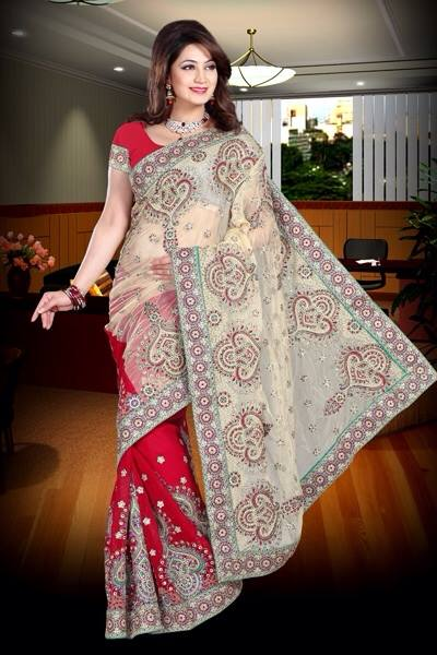 Latest Trends in Sarees