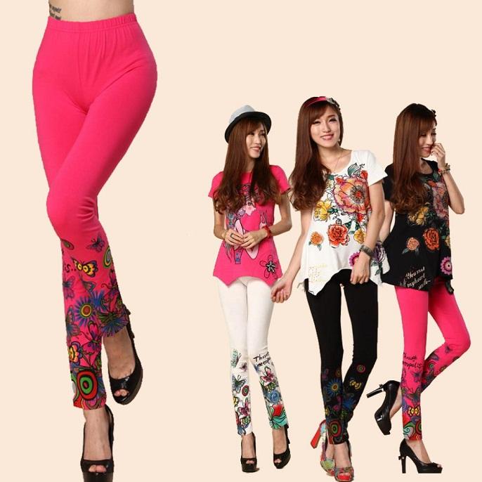 Trends in Leggings
