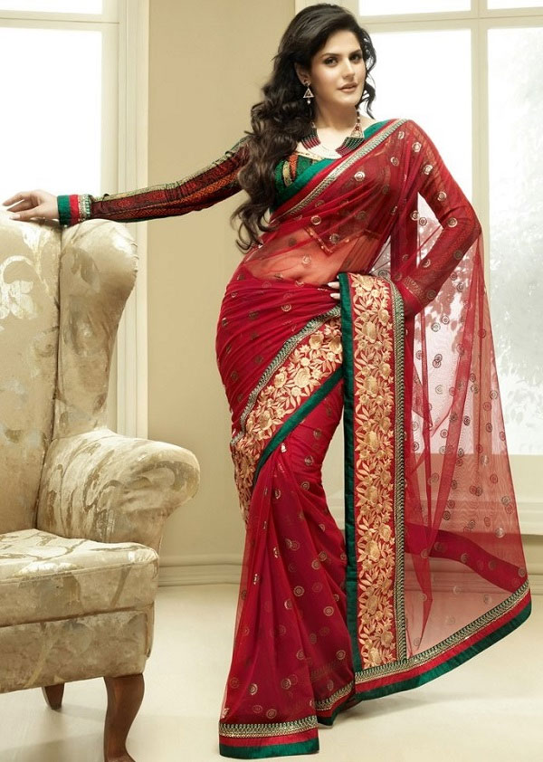 sarees for every occasion
